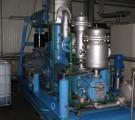 The compressor Ateliers Francois 40 bar (Belgium)