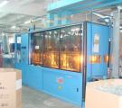 Blow moulding machine SIPA SF 4000 (4000 bottles/hour)