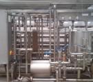 Tubular sterilizer Alfa-Laval