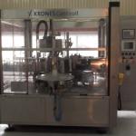 Этикетировочная машина Krones 1