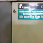 Холодильник к выдувному автомату PIOVAN 2
