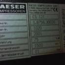 KAESER CS121 - 2