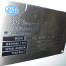 Паллетизатор SIG Simonazzi 4