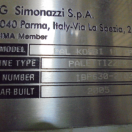 Паллетизатор SIG Simonazzi 5