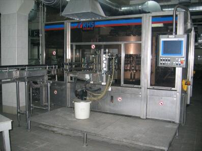 Линия розлива пива 50000 KHS - 22