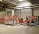 Комплектная линия упаковки сухих сыпучих продуктов в мешки по 25 кг и станция расфасовки в мешки Big Bag по 1000 кг