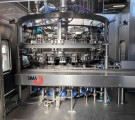 Filling machine CFT (Italy) 12000 cans per hour
