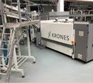Выдувная машина KRONES Contiform S8, 12.000 б/ч, 2008 г.