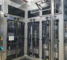 Комплектная линия розлива в ПЭТ для CSD 24.000 б/ч на бутылке 1,5 л.