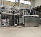 Комплект завода по переработке и сушке молока